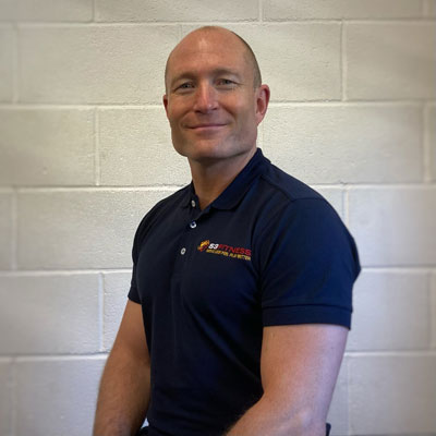 Ben Fildes, Personal Trainer in Chester