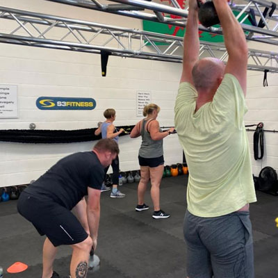 Kettlebells coaching course in Chester