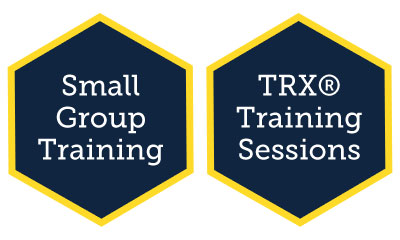 Small Group Training, TRX® Training Sessions